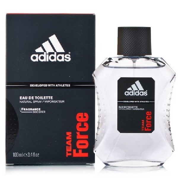 ADIDAS TEAM FORCE MASCULINO 100ML