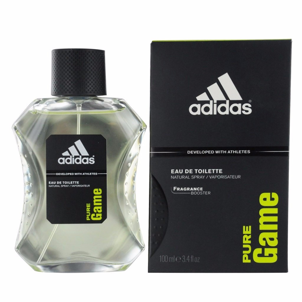 ADIDAS PURE GAME MASCULINO 100ML